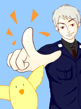 Prussia is go by Darkmirror
