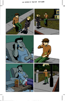 The Sundays page 23 colors by ScottEwen