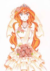 Bridal Sunset Shimmer V3.0 by DragonEmperror2810