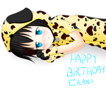 Happy Birthday Eilan6! by FallenAngel1017