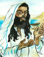 Yeshua the Anointed One by levarnu