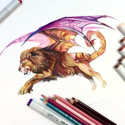 Manticore by Lucky978