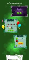 The Art of Nightmare Attack: User Interface Part 4 by Zat3am