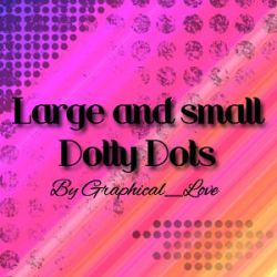 Dotty Dots by lisaedson
