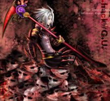 Death Haseo by Remontant