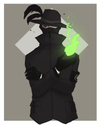 [ TF2 OC ] Lucien by squavery