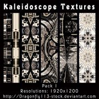 Kaleidoscope Textures Pack 1 by BFstock