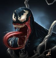Raging Venom by mohammedAgbadi