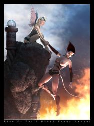 Rise or Fall by Fredy3D
