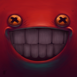 #Grinning by SzGfx