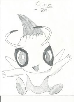 Celebi by Igilix