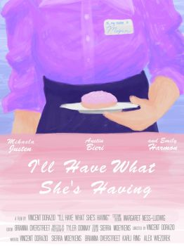 I'll Have What She's Having Poster by CleoArrow