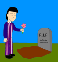 Rest in Peace, Stefan Karl by alexeigribanov