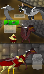 New Dawn Page 23 by SolinTheDragon