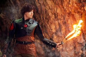 Hiccup - httyd2 #4 by theonlyVU