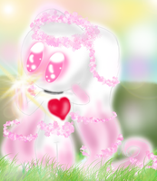 .: Cherry the Qutonian :. by MysticalGrl24