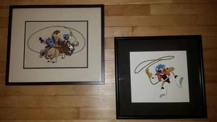 RARE ''Moo Mesa'' Animation Cels by CCB-18