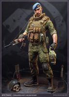 SPETSNAZ by energise