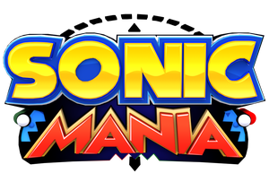 [Download]SonicMania Logo 3D - Lixes (ModernLixes) by ModernLixes