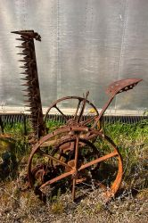 Turning to rust by quintmckown
