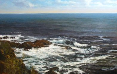 seascape by andrianart