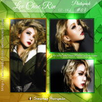 +LEE CHAE RIN | Photopack #OO3 by AsianEditions