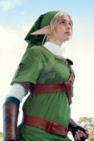 Hero of time by fae-photography