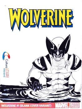 CLASSIC WOLVERINE by BryantY08