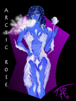 Arctic Rose by SoveReignComics