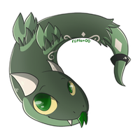 Comm: Toxspur Chibi by Flipjacks