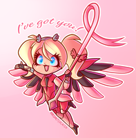 Pink Mercy by Radioactive-Acid