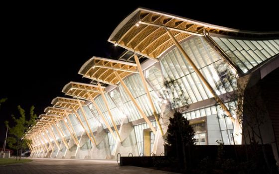 Olympic Oval 2010 by Yardclippings