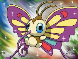 Shiny Beautifly