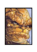Thing Sketchcard by Shadowgrail