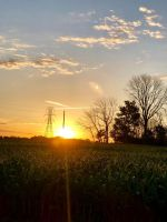 Sunrise in Indy by Midniteclubber
