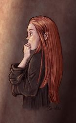 Ginny - a profile by VanishingShmink
