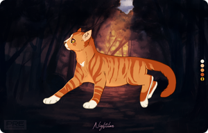 WB - Maplepaw by preimpression