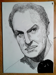 Vincent Price? by HocusPocusFocus