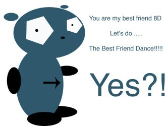 The Best Friend Dance by love-at-long-last