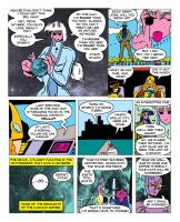 Lady Spectra and Sparky vs. The O-Roach pg. 30 by JKCarrier