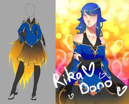 2014 June Commission - 3 by rika-dono