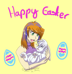 Thanks for the Easter gift Grandad by GhostLiger