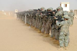 Camp Buehring, Kuwait by MilitaryPhotos