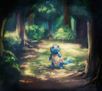 Squirtle Turtle by lord-phillock
