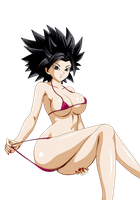 Caulifla sexy #2 by Dannyjs611