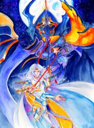 Lux Iteneris participation -FF4- by Halouette