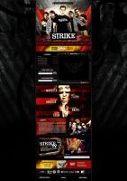 STRIKE MySpace by wilminetto