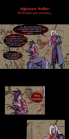 Nightmare Walker: Of dresses and tentacles... by EsGallagh
