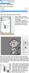 Gimp And Shimeji Tutorial by TeamRidge-Skye
