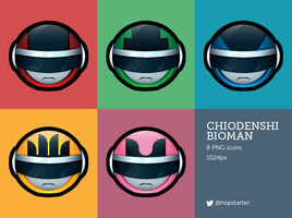 Bioman by hopstarter